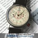 ハンハルト パイオニア タキテレ 712.200-011 クロノグラフ ドイツ時計 自動巻き
