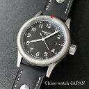 ハンハルト パイオニア ワン 762.210-0010 BLACK ドイツ時計 自動巻き