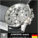 JUNKERS ユンカース TANTE JU52 6890-1QZ クロノグラフ ドイツ時計 クォーツ 腕時計 時計 楽天カード分割