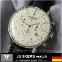 JUNKERS ユンカース バウハウス 6086-5QZ クォーツ ドイツ時計 腕時計 送料無料 楽天カード分割