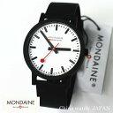 NEW MONDAINE essence モンディーン エッセンス 直径41mm WHITE MS1...