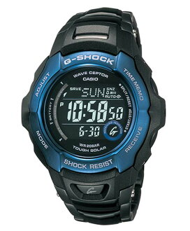 Casio G shock GW-700BDJ-2JF watch clock