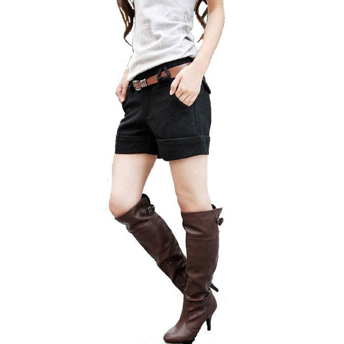 大きいサイズ レディース服 着こなし簡単 ショートパンツ 2L〜5Lサイズまでご用意! (商号EDD18263)