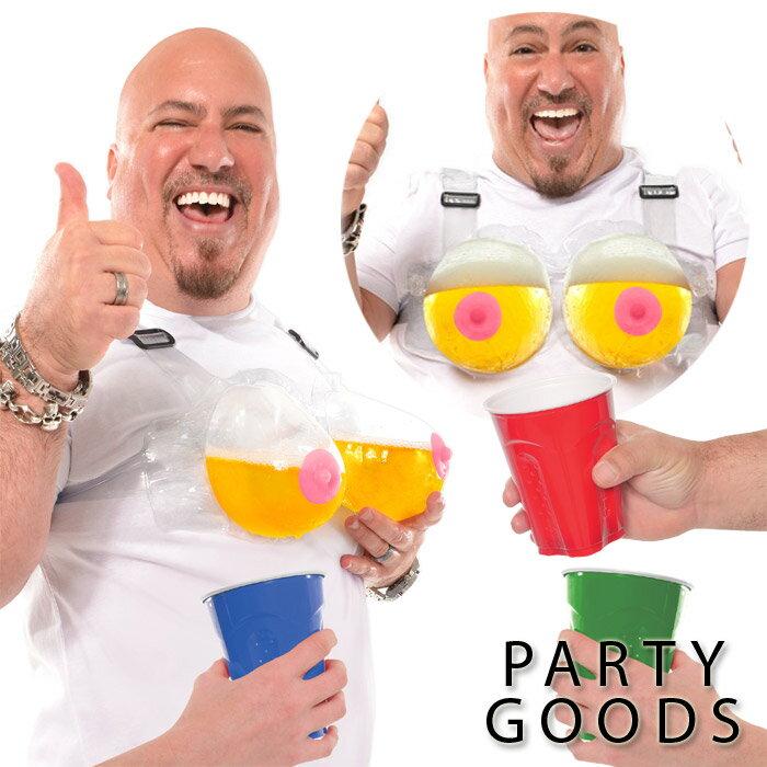 パーティーグッズジョークグッズパーティーブラドリンキングブラジャー男性用にも女性用にもおもちゃ・ホビ