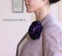 光沢ラナンキュラス【紫】個性的に花飾りしたい方へ【卒業式】【入学式】【結婚式】【