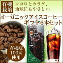【ギフト】【全国送料無料】オーガニックアイスコーヒーギフト(...
