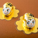 【Caffarel カファレル】 ゴールドてんとう虫 チョコレート