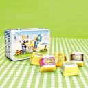 【Caffarel カファレル】 リバイバル小缶(ブルー) チョコレート