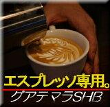 ■■【エスプレッソ用】グァテマラ・SHB 生豆時450g (焙煎後360g前後)