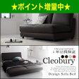 デザインソファベッド【Cleobury】クレバリー W120 [00]
