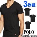 ショッピング半袖 POLO RALPH LAUREN ポロ ラルフローレン tシャツ メンズ Vネック 3枚セット ラルフローレンTシャツ ラルフtシャツ[RCVNP3 /LCVN]