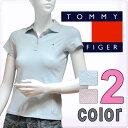 【楽天最安値挑戦中】【あす楽対応】TOMMY HILFIGER トミーヒルフィガーポロTシャツ トップス 半袖ポロシャツ レディース ブランド