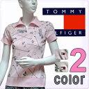 【楽天最安値挑戦中】TOMMY HILFIGER golf トミーヒルフィガーポロTシャツトップスレディース ブランドポロシャツ 半袖【あす楽対応】