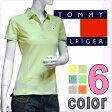 ショッピングHILFIGER TOMMY HILFIGER トミーヒルフィガー レディース ポロシャツ レギュラー 6色展開[黄色 オレンジ 緑 ベージュ][XS/S/M/L/XL][ポロ 半袖 ショートスリーブ][ヨーロッパ仕様][1M50236034]大きいサイズ ブランド[5,400円以上で送料無料]