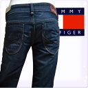 """TOMMY HILFIGER DENIM トミーヒルフィガー デニム レディース """"カッサンドラ"""" ダークインディゴ ストレートデニム(Women's CASSANDRA DIW INSEAM)[ボトムス ジーンズ パンツ デニム ジーパン jeans][ストレッチ][1650825809][大きいサイズ]ブランド"""