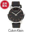 Calvin Klein カルバンクライン メンズ 腕時計 ウォッチ ブラック CK FREE ON...