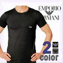 【楽天最安値に挑戦中】エンポリオアルマーニ tシャツ[EMPORIO ARMAN]メンズ 下着アルマーニ tシャツトップス tops ブランド 大きいサイズ【あす楽】