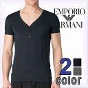 【送料無料】【楽天最安値に挑戦中】【あす楽/即納】エンポリオアルマーニ tシャツ[EMPORIO ARMANI]メンズ 下着アルマーニ tシャツトップス topsロゴT ブランド 大きいサイズ