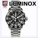 LUMINOX[ルミノックス]腕時計 ネイビーシール カラーマーク クロノグラフ 3180 シリーズ 黒/シルバー[3182]アナログ ダイバーズウォッチ 腕時計 メンズ レディース[NAVY SEAL COLORMARK CHRONO 3180 SERIES]