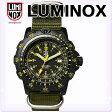 LUMINOX[ルミノックス]リーコン ポイントマン シリーズ フォースリーコン トリビュートモデル 8825KM 黒(イエロー)×カーキ(RECON POINTMAN FORCE RECON SERIES YELLOW)アナログ ミリタリーウォッチ 腕時計 メンズ レディース