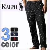 POLO RALPH LAUREN ポロ ラルフローレン メンズ ポロプレイヤープリント パンツ 2色展開[ブラック/黒/ネイビー/紺][S/M/L/XL][ポロ・ラルフローレン