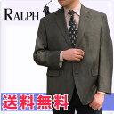 LAUREN BY RALPH LAUREN ラルフローレン テーラード ジャケット メンズ 2ボタン チェック オリーブ(Men's Lewis Blazer OLIVE)RX0835[36/38/40/42/44/46][メンズ ジャケット ギンガムチェック フォーマルウェア][ラルフローレン ジャケット ブランド][送料無料]大きいサイズ