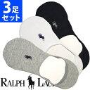 RALPH LAUREN ラルフローレン メンズ 靴下 ソッ...