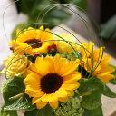 花束&アレンジ 向日葵