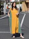SILAS(サイラス)PANELD DRESS