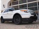 2016y- フォード エクスプローラー用20インチホイール タイヤ組込済(Matte Black/NEXEN)4本set【10P03Dec16】