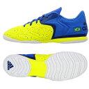 adidasアディダス スニーカー Court Indoor Turt Soccer Shoes Brazil インドア サッカーシューズ ブラジル フットサル X 15.2 Court NON-MARKING AQ2525【あす楽対応】【9.5inc/27.5cm】