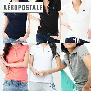 エアロポステール AEROPOSTALE レディース ポロシャツ