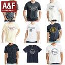 【メール便送料無料】【アバクロ】 Tシャツ 正規 メンズ Abercrombie & Fitch アバクロンビー アンド フィッチ 半袖TEEシャツ 【あす楽対応】【楽ギフ_包装】