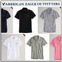 アメリカンイーグル(アメリカン・イーグル)(American Eagle Outfitters)メンズ/正規 無地ポロシャツ半袖 【通販】【あす楽対応】インポートブランド/クールビズ
