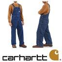 Carhartt R07DST Washed Denim Bib Overall カーハート ウォッシュドデニム オーバーオール【あす楽対応】【楽ギフ_包装】