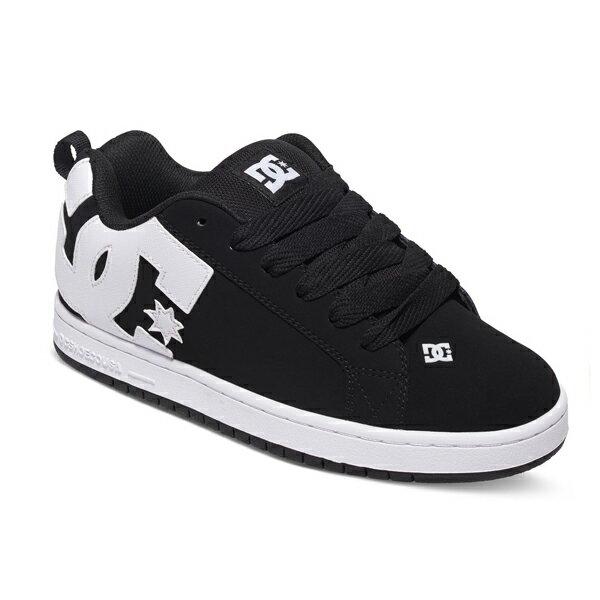 DC SHOES ディーシーシュー コートグラフィックCourt Graffik Sneakerスニーカー300529 BLACK(001)黒 靴 海外買い付け商品インポートブランド【あす楽対応】【楽ギフ_包装】[0118]
