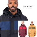 【在庫売りつくし】Holden ホールデン インポート スノーボードウェア ジャケットメンズSeville Snowboard Jacket 正規品 スノボウェア 直輸入【あす楽対応】[1216] align=