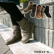 祝!楽天ランキング入賞★【Today's】くしゅくしゅ柔らか♪クロスベルト・ショートブーツ!しっとり上質本革オイル仕上げ 【送料無料】神戸の靴メーカー直送!レディースシューズ通販 [FOO-FT-1233]:532P17Sep16