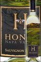 《ホニグ》 ソーヴィニヨンブラン ナパヴァレー [2015] Honig Vineyard & Winery Sauvignon Blanc Napa Valley 750ml [ホーニッグ白ワイン カリフォルニアワイン ナパバレー]