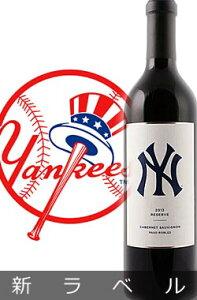 ニューヨーク ヤンキース メジャーリーグワイン カベルネソーヴィニヨン リザーヴ パソ・ロブレス
