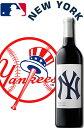 """《ニューヨーク・ヤンキース@メジャーリーグワイン(MLB)》 カベルネソーヴィニヨン """"クラブ・シリーズ"""" カリフォルニア [2015] Major League Baseball MLB Wine Collections New York Yankees Club Series California Cabernet Sauvignon 750ml 赤ワイン"""