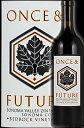 """《ワンス&フューチャー》 オールドヴァイン ジンファンデル """"ベッドロック・ヴィンヤード"""" ソノマ・ヴァレー [2016] Once & Future Wine Old Vine Zinfandel Bedrock Vineyard, Sonoma Valley 750ml [赤ワイン カリフォルニアワイン]"""