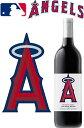 """《ロサンゼルス・エンゼルス@メジャーリーグワイン(MLB)》 カベルネソーヴィニヨン """"クラブシリーズ・リザーヴ"""" カリフォルニア [NV] Major League Baseball MLB Wine Collections Los Angeles Angels CLUB SERIES RESERVE Cabernet Sauvignon California 750ml 赤ワイン"""