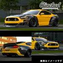 FORD/フォード マスタング Clinched S550 コンプリートワイドボディフルキット カーボンファイバー製 '15y〜'17y【アメ車パーツ】