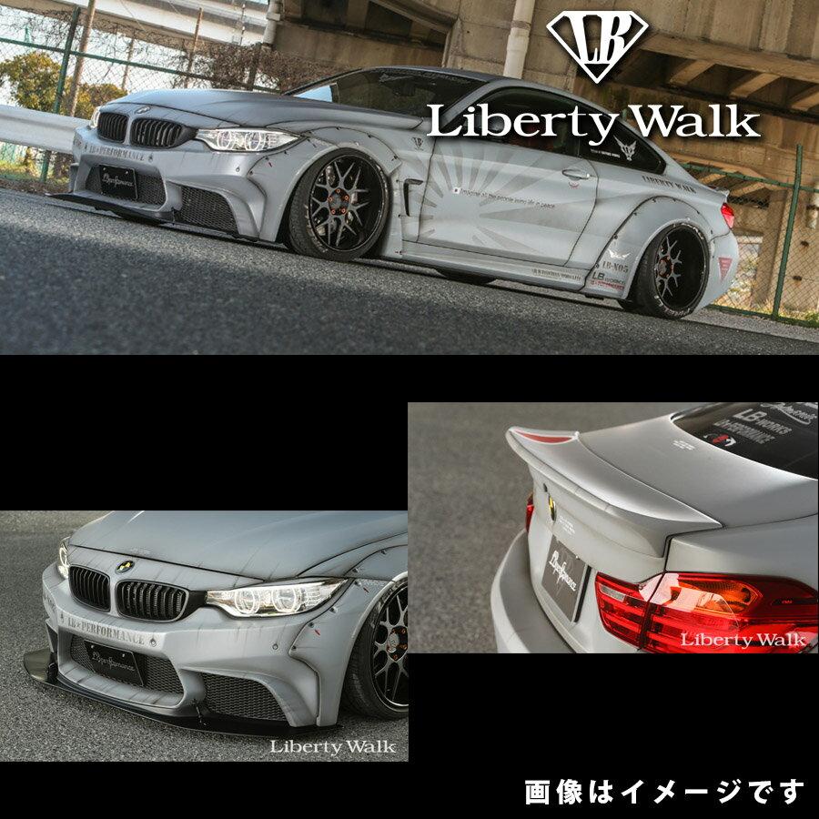 BMW 4シリーズ LB☆ワークス コンプリートボディキット カーボンFRP製