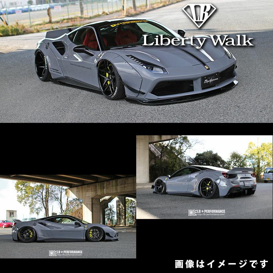 Ferrari フェラーリ 488 LB☆ワークス コンプリートボディキット FRP製