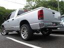 ダッジ ラムピックアップ トラック ギブソン マフラー デュアル Dual Extreme '04y〜'05y(マフラー音聞けます♪)