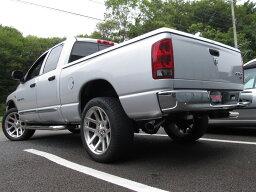 【売り切り特価!】ダッジ ラムピックアップ トラック ギブソン マフラー デュアル Dual Extreme '04y〜'05y(マフラー音聞けます♪)