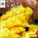 〈送料無料〉種子島産 【安納芋 10kg】(大・中・小混合サイズ30本以上) 蜜芋 [※他商品との同梱不可][※常温便] 02P01Oct16