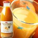 【クレメンタインオレンジジュース1.0L×12本】 ≪送料無料≫ 太陽をいっぱい浴びて育ったクレメンタインオレンジを1本に3キロも丸ごと搾った本格100%ストレート果汁!たっぷり12本セットです♪[※倉庫直送のため同梱不可][※常温便]